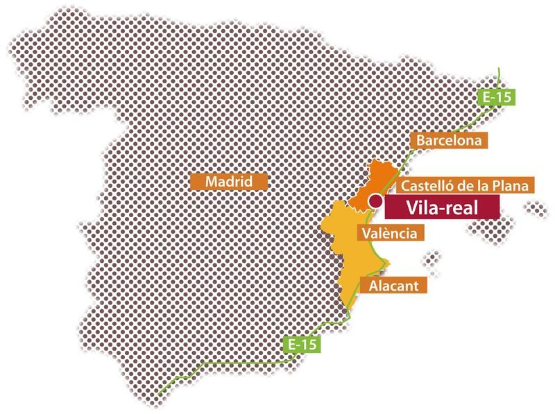 Localizacion Ayuntamiento De Vila Real