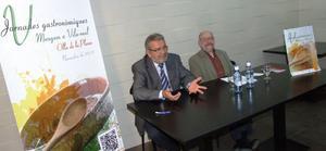 Jaume F�brega repassa la hist�ria de l'olleta en la xarrada 'Totes les olles conflueixen a la Plana'