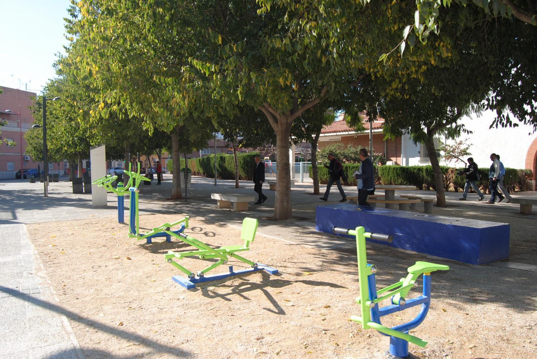El plan de mejora en jardines suma ya 10 parques urbanos for Remodelacion de jardines