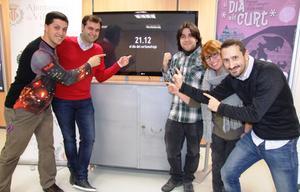 Joventut aposta per la promoci� del curtmetratge amb la signatura d'un conveni de 3.000 euros amb Sal de la Fila