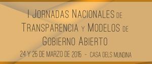 Vila-real celebrar� els dies 24 i 25 de mar� les I Jornades Nacionals de Transpar�ncia i Models de Govern Obert