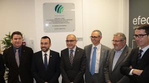 El centre Efecte Vila-real de la Fundaci� Caixa Rural se suma a la xarxa local d'infraestructures i serveis per a l'emprenedoria