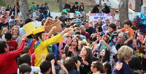 El Termet reivindica 'L'escola que volem' en la 28a Festa per la Llengua