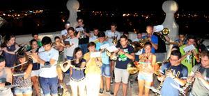 Vila-real celebra l'avantvespra de Sant Jaume amb el tradicional concert i repic de campanes des del 'simolet' de l'Arxiprestal