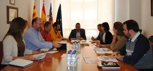 La mesa de treball dels Fons Feder incorpora representants dels grups municipals per a perfilar els projectes a presentar a la convocat�ria europea