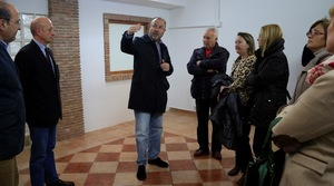 L'Ajuntament i Creu Roja avaluen el recinte de l'antiga Escola Taller per a albergar la seu comarcal de l'entitat i avan�ar en la configuraci� del 'barri sociosanitari' de Vila-real