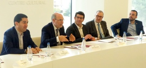 Benlloch porta el model de ciutat innovadora de Vila-real a la trobada estatal de la Xarxa Innpulso a Ontinyent
