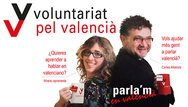 Voluntariat pel valencià