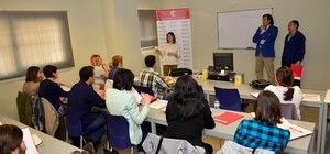 El curs CREO inicia les classes amb una vintena d'inscrits