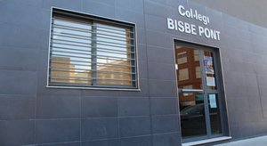 Benlloch felicita el col�legi Bisbe Pont, Consell Escolar i partits per