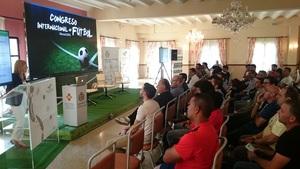 El Congr�s Internacional de Futbol reuneix 150 aficionats i figures de primer nivell durant el cap de setmana a Vila-real