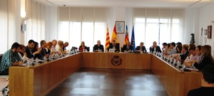 El Ple proposa a la Generalitat atorgar la creu al m�rit policial a 15 membres de la Policia Local i felicitar a 12