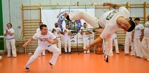 El festival Sou Capoeira Brasil celebra la tercera edici� amb exhibicions i tallers