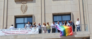 El Ple declara per unanimitat a Vila-real municipi respectu�s amb la diversitat sexual i se suma per primera vegada a la commemoraci� de l'Orgull LGTBI
