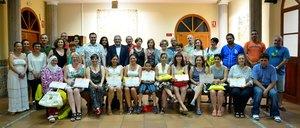 El Voluntariat pel valenci� 'gradua' 28 parelles ling��stiques en la primera edici� de la campanya de Normalitzaci�