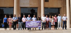 L'Ajuntament de Vila-real condemna l'assassinat masclista de Benic�ssim