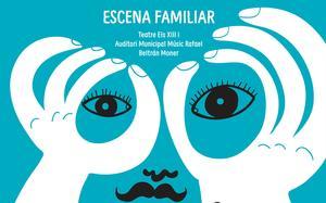 L'Escena Familiar de Cultura arranca aquest diumenge i programa tres obres pensades per als m�s xicotets fins a desembre