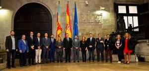 El president de la Generalitat avala la Fira Destaca com a