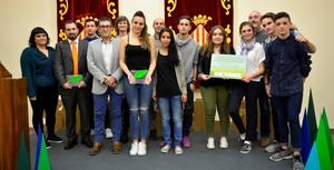 La Gala de la Sostenibilitat lliura els premis al centre Espardenyers i el periodista Rub�n Esteller