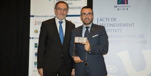 La UJI reconeix a l'Ajuntament de Vila-real com a patrocinador estratègic