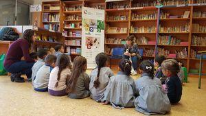 Més de 3.000 escolars de Vila-real participen en els tallers de Recicla amb els Cinc Sentits