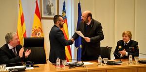 Vila-real rep el reconeixement internacional a l'aposta per la mediació amb la medalla al mèrit de l'Estat brasiler de Rondônia