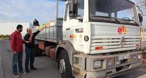 Cooperaci� col�labora amb l'ONG Obrint Fronteres per a fer arribar la roba donada pels vila-realencs als refugiats de S�ria