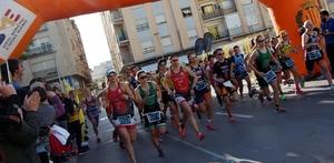 M�s de 300 atletes competeixen en el V Duatl� Sprint Vila-real