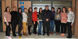Normalització Lingüística lliura els diplomes del curs de valencià per a nouvinguts