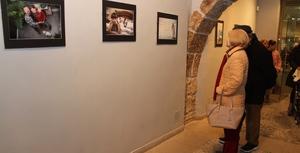 Jordi Monfort exposa la col�lecci� de fotografies 'Nosaltres' a la Casa de l'Oli