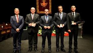 La Pur�ssima Sang, l'UJI i Sebasti�n Mora reben la Medalla de la Ciutat