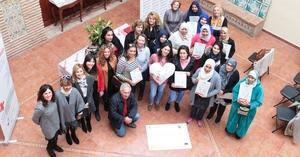Creu Roja clausura el programa SARA per a la inserci� sociolaboral de dones a Vila-real