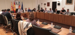 La Mesa de Turisme i Oci tracta el programa del Centenari del Patronat de Sant Pasqual