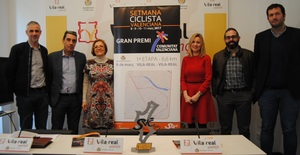 Vila-real marca l'eixida de la primera Setmana Ciclista Valenciana amb una crono per equips amb les millors ciclistes de l'elit internacional