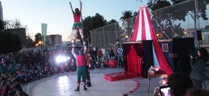 Assaltabarris estrena la nova edici� amb una jornada de circ i activitats a la Maoirasga