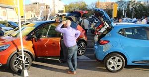 Motor-2 posa a la venda fins al diumenge prop de 200 vehicles d'ocasi�
