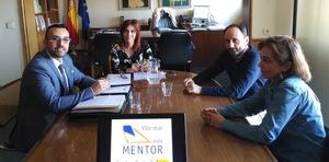 Benlloch porta al Ministeri d'Educaci� el projecte