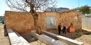 La rehabilitaci� del Mol� la Vila repr�n les obres al 30% d'execuci� per a recuperar i consolidar l'edifici protegit