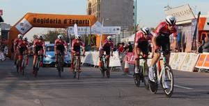 El Polartec-Fundaci� Contador s'emporta la crono del Trofeu V�ctor Cabedo a Vila-real