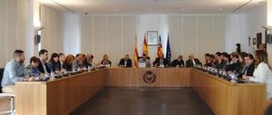 El Ple aprova per unanimitat sol�licitar la inclusi� de la ciutat en els plans provincials amb 180.000 euros per a camins rurals