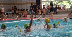 El Campionat Multiesport Escolar dedica la jornada al waterpolo