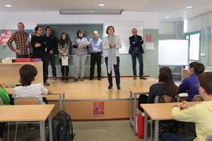 Vila-real lliura els diplomes de la prova Canguret