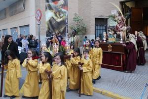 La process� infantil torna als carrers de Vila-real