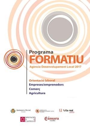 La Regidoria d'Economia de Vila-real llan�a 16 accions formatives per a aturats, emprenedors i empreses