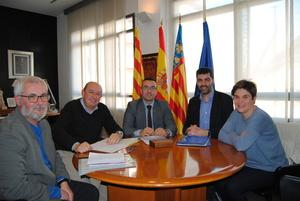 Vila-real aporta 12.000 euros per a la millora de les instal�lacions de l'empresa de reinserci� de Tots Units, Reciplana Recuperacions