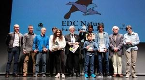 La Gala EDC Natura lliura els premis a la investigaci�, divulgaci� i conservaci� de la naturalesa