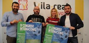 El IV Congr�s Internacional de Futbol convoca m�s de centenar d'aficionats i figures de primer nivell a Vila-real
