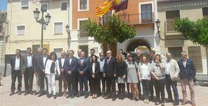 Benlloch assumeix la presid�ncia de la Xarxa Valenciana de Ciutats per la Innovaci� com a