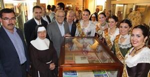 El Museu del Pouet del Sant exposa els cartells dels programes de festes patronals