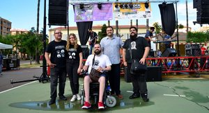 El BeerRockFest decideix la millor banda local en un festival solidari a benefici de Conquistando Escalones